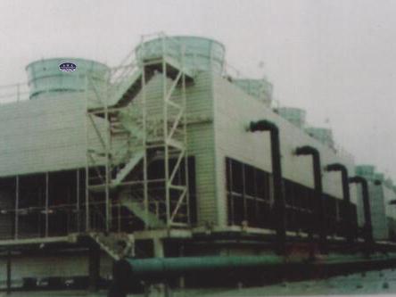4000吨二组ybf(ii)方形冷却塔