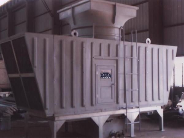 200型防尘型横流式冷却塔